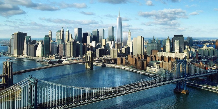 New York-ABD,New York City–US